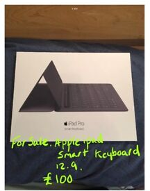 Apple iPad Smart Keyboard 12.9