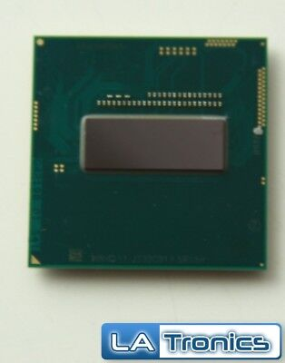 Intel Core I7-4700MQ 2.4GHz SR15H CPU Processor Tested