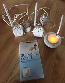 Fisher Price Baby Monitor & Socket Covers