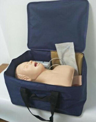 Pvc Intubation Manikin Study Teaching Model Airway Management Trainer With Teeth