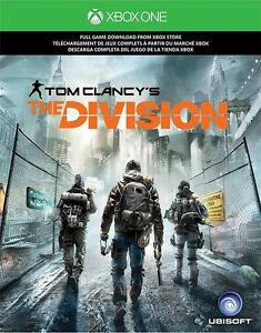 The Division échange/swap