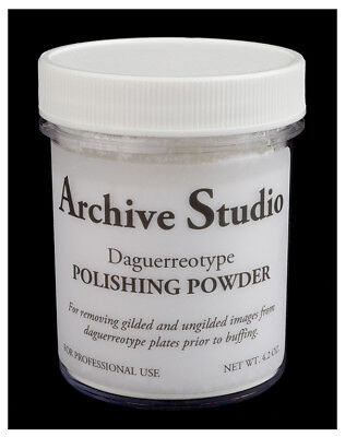 Daguerreotype POLISHING POWDER -NEW