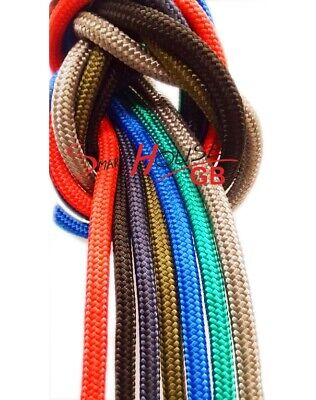 Polypropylene Rope Braided Poly Cord Sailing Yacht Climbing Boat 6mm - 14mm