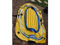 Bestway RX4000 Dinghy - good condition.