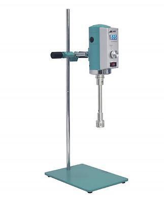 Lab Homogenizer Disperser Mixer Ad300l-h 300-18000rpm Digital Display 2836g T