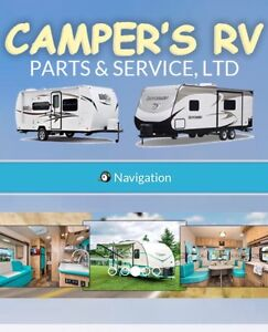 Spring is here! Time to get the RV ready!