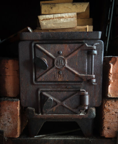 How To Restore Your Antique Wood Stove