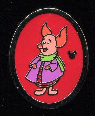 DLR 2013 Hidden Mickey Winnie the Pooh and Friends Piglet Disney Pin 97269