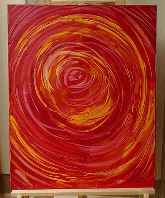 """Collin  Bleasedale """"ENDLESS ROSE"""" 80*100cm Bild Gemälde Kunst CB7246"""