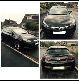 Vauxhall Astra GTC - Low Miles - Great Condition