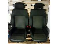 Mk4 golf 3 door Non recaro sport seats and door cards foam wear on drivers side bolster