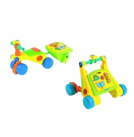 Tomy Yellow Toddle 'n' Ride