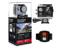 Action Camera Ultra HD Camcorder , AKASO EK7000 4K Sport