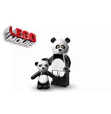 Panda Suits (LEGO MINIFIGURES (71004) LEGO Movie Series - PANDA SUIT GUY - New &)