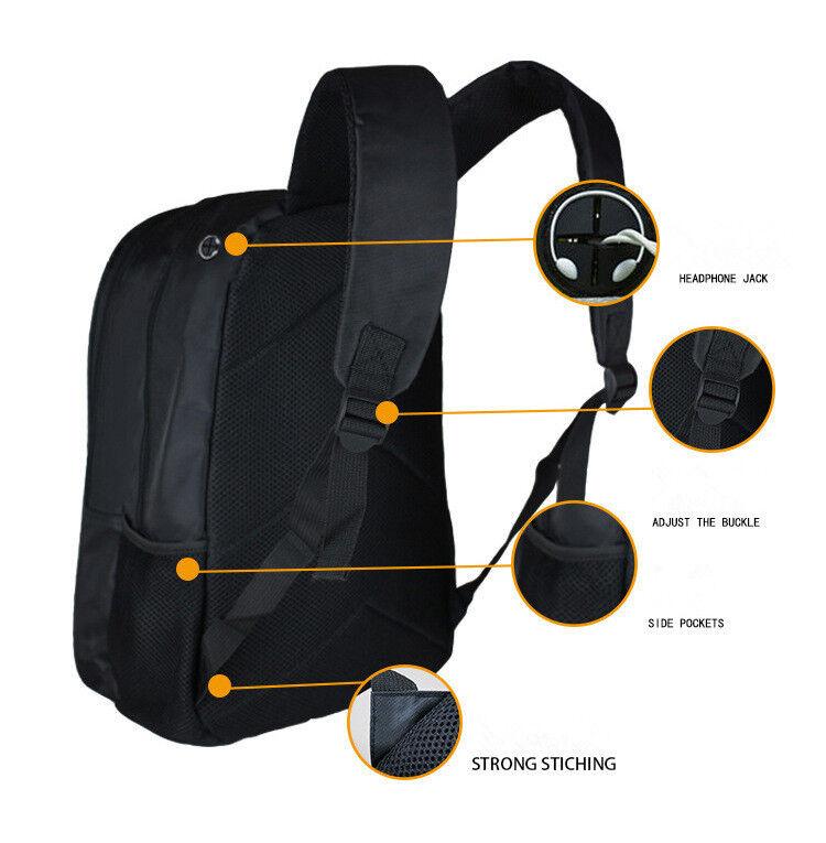 862acc74ccad Personalised Transformers Backpack Boys School Bag Kids Shoulder Rucksack 13 -16