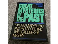 Readers digest great mysteries of the past