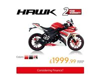 [Wanted] 125cc geared motorbike