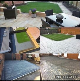 Landscaping Services Block Paving Fencing Groundwork's Driveways Patios