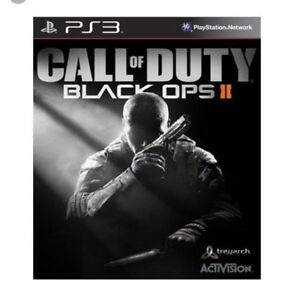 Wanted Black ops 2 PS3