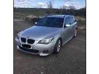 BMW 520d m sport touring - 5 doors