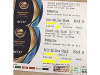 ICC Champions Trophy 2nd Semi Edgbaston Tickets