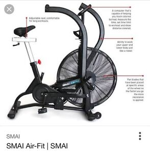 SMAI Air Bike Mortdale Hurstville Area Preview