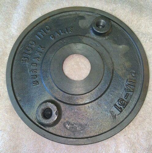 BICO Inc Disc Pulverizer Grinding Plate UA-51