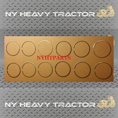 2171456 217-1456 Piston Ring Kit X4 Replacement Caterpillar 247b 257b Cat 3024c
