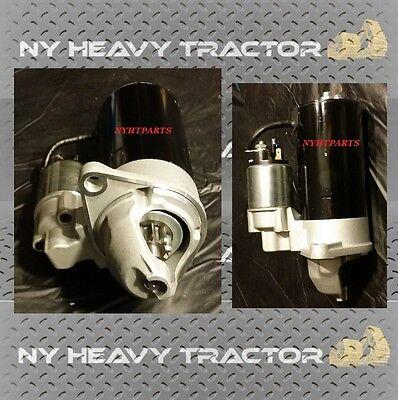 1850866 Motor Gp Starter For Asv Rc30 Rc50 Rc60 Pt30 Terex Pt50 Pt60