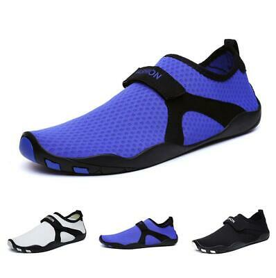 ca1069ecd0f04 Water Shoes Men Swimming Loafer Breathable Sport Sneaker Pull On Athletic  Trail