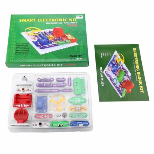 Circuits for Kids ELSKY 335 Electronics Discovery Kit, Circu