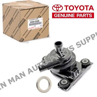 GENUINE TOYOTA  Electric Inverter Water Pump PRIUS G9020-47031   1.5 04000-32528