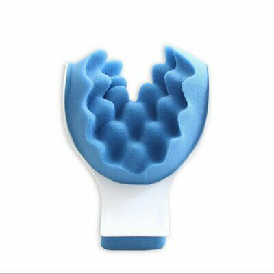 Neck and Shoulder Relaxer Pillow Relief Pain Device Traction Best Tmj Muscle