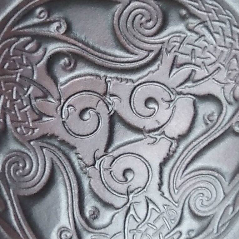 Bracer World Snake Tree of Life Personalized Leather Archery Arm Guard