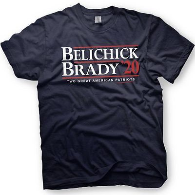 Bill Belichick And Tom Brady For President   2020 Election    Patriots Shirt