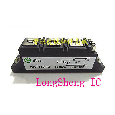 1PCS used NELL NKT110-12  NKT110/12