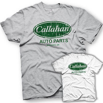 Callahan Auto Parts   Tommy Boy Movie    Funny Humor Mens T Shirt