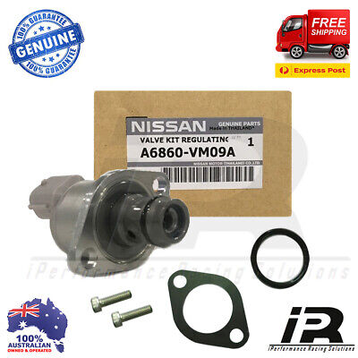 NISSAN A6860-VM09A Suction Control Valve SCV Navara Pathfinder D40 CRD Sensor