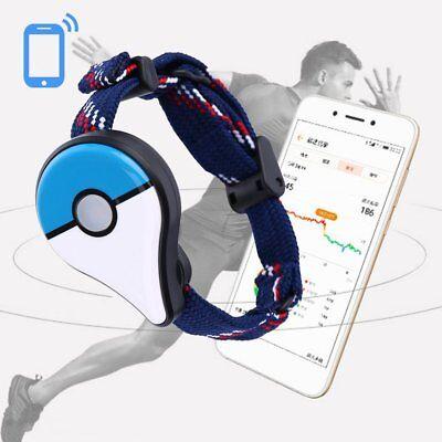 Smart Bluetooth Bracelet For Pokemon GO Plus Wristband Interactive Figure TD