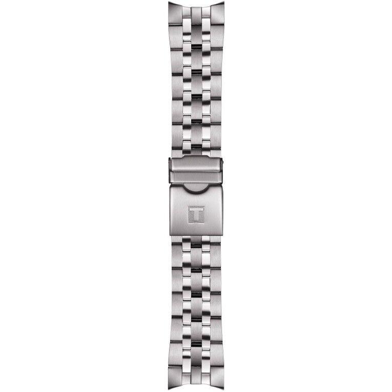 Tissot Metallarmband Edelstahl / PRC200 / 23 mm / T605034054