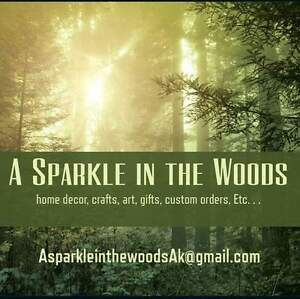 A Sparkle in the Woods; crafts, gifts, art, home decor