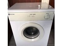 WHITE KNIGHT VENTED TUMBLE DRYER