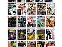 Wanted: Old PC Magazines & Demo Disks/CDs
