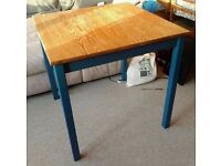 Pine upcycled Dining Table