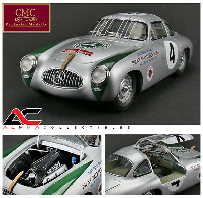 Cmc M 023 1 18 1952 Mercedes Benz 300 Sl Panamerica  4 Karl King