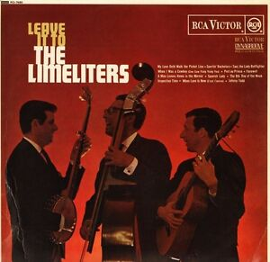 THE-LIMELITERS-leave-it-to-the-limeliters-RD-7680-uk-rca-mono-1964-LP-PS-EX-EX