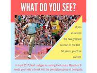 Running London Marathon - Crimstoppers