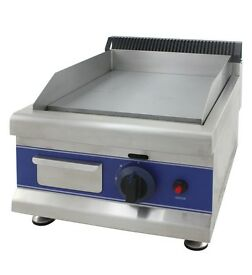 COMMERCIAL GAS GRIDDLE / HOTPLATE SINGLE BURNER