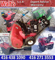 HEAVY DUTY - COMMERCIAL - RESIDENTIAL Snowblowers