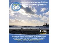 Round Table Children's Wish – Run Bournemouth 9th & 10th October 2021